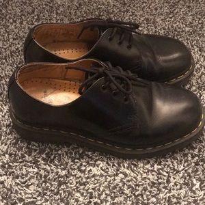 Low Dr. Marten shoes